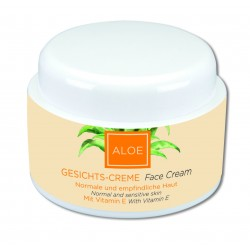Crema Facial Plantana ALOE VERA 50 ml