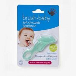 Mordedor Silicona Brush Baby