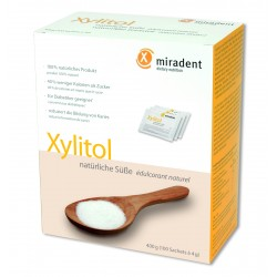 Xylitol edulcorante en polvo sachets 100x4 gr.