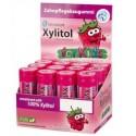 Chicles Xylitol Miradent para niños sabor Fresa Caja 12 botes