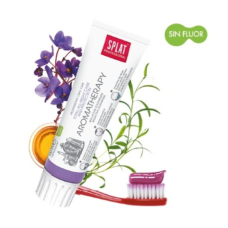 Pasta  dental SPLAT Aromatherapy