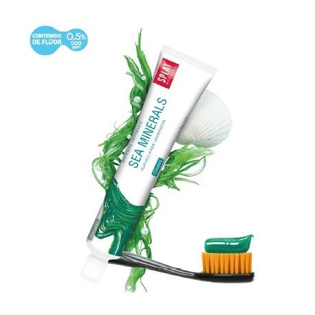 Pasta dental SPLAT Sea Minerals con Flúor