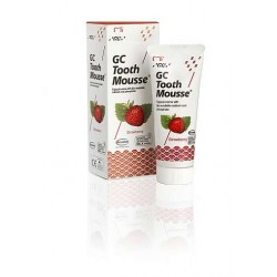 GC Tooth Mousse bote 40 gr sabor Fresa