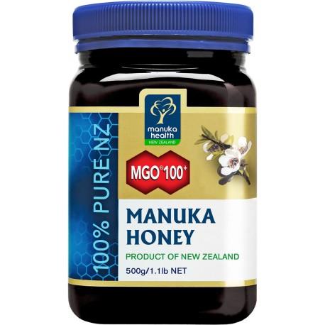 Miel de Manuka MGO® 100 + (UMF10+ ) 500 gr