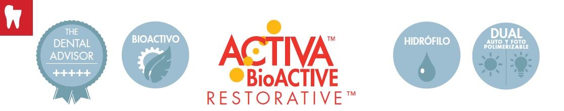 ACTIVA BIOACTIVE RESTAURACION PULPDENT