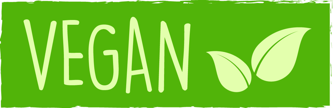 Logo producto VEGANO
