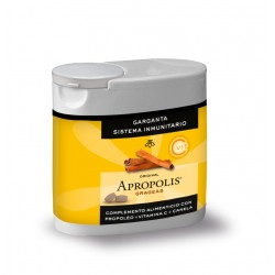 Grageas Apropolis con canela y Vitamina C caja 50 uds