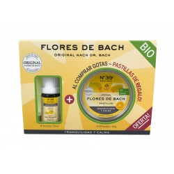 Spray Liquido No.39 Flores de Bach BIO 10 ml