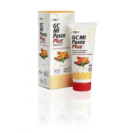 GC MI Paste Plus bote 40 gr sabor Tutti-Frutti