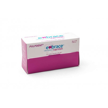 EMBRANCE VARNISH - 5% SODIUM FLOURIDE CON XILITOL