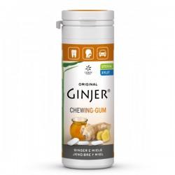 GINJER Chicles  Jengibre-Miel bote 30 gr