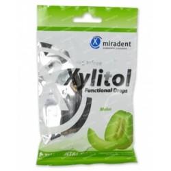 Pastillas Xylitol sabor Melón bolsa 60 gr
