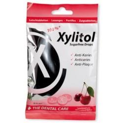 Pastillas Xylitol sabor Cereza bolsa 60 gr