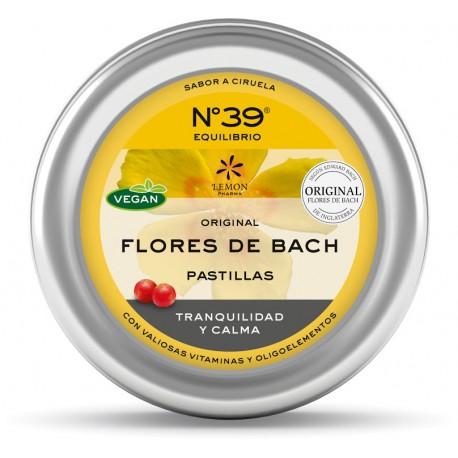 Pastillas Flores de Bach No.39 Ansiedad
