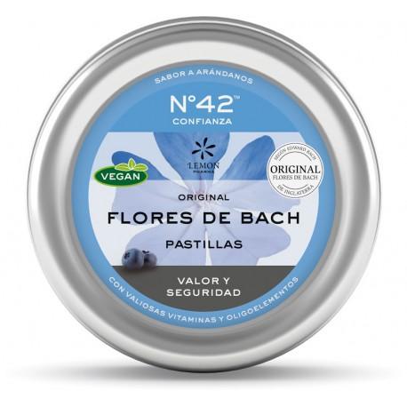 Pastillas Flores de Bach No.42 Autoconfianza