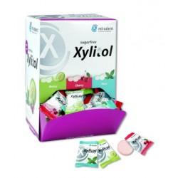Caja surtida Pastillas Xylitol sabores surtidos (100 uds)