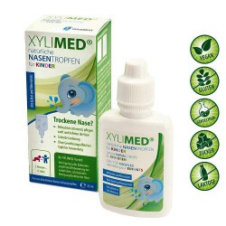 Xylimed® miradent spray nasal  para niños 22 ml