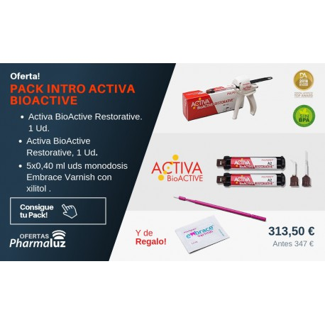 PACK INTRO ACTIVA BIOACTIVE