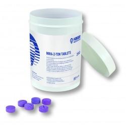 Revelador de placa formato pastillas Mira-2-Ton 6 250 uds